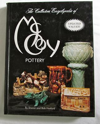Encyclopedia McCOY POTTERY Id & Price Guide Book  Sharon & Bob Huxford