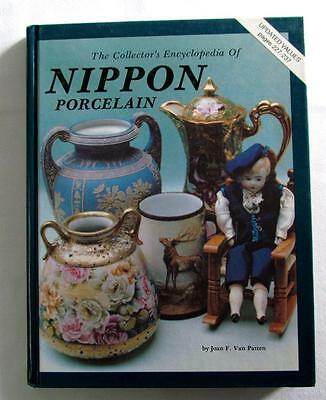 Collectors Encyclopedia of NIPPON Porcelain reference & Value Guide Out of Print