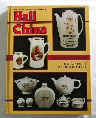 Encyclopedia HALL CHINA Identification & Price Guide by Margaret & Kenn Whitmyer