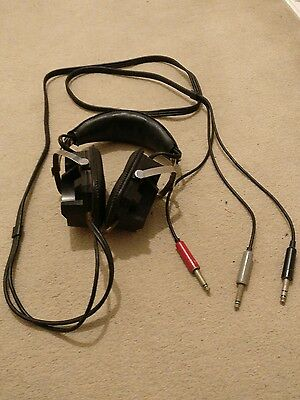 Jvc binaural headphone-mic HM-200E