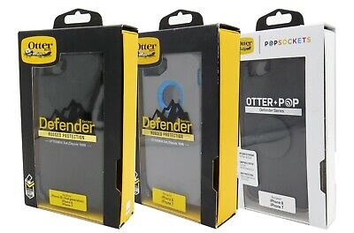 Otterbox Defender Series Case for the Iphone 7 & Iphone 8 4.7 W/ Holster New oem