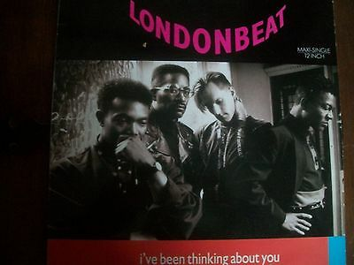 "Londonbeat - I've Been Thinking About You (12"", Maxi)"