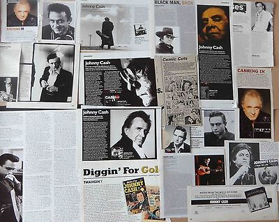 Johnny Cash : Cuttings Collection