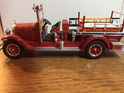 1928 Vintage Studebaker Collectable Red Fire Engine