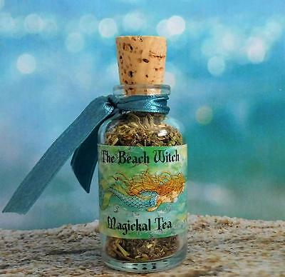 HEX REMOVING TEA Specially Blended Herbs ~ Curses Jinx ~Wicca Witchcraft  1 oz