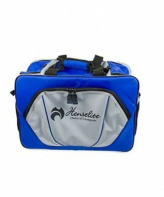 New Henselite Sports Pro Bag - Royal Blue - Great Value At Only $135!!!!