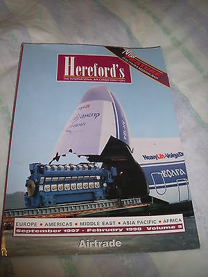 Herefords World Air Cargo Directory 1997 Vol 5 #