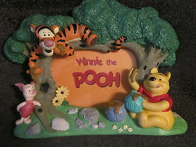 Disney  Winnie  the  Pooh, Tigger  And  Piglet  Picture  Frame