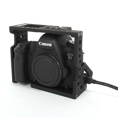 D|Cage 6D Cinema Camera Cage for Canon 6D DSLR