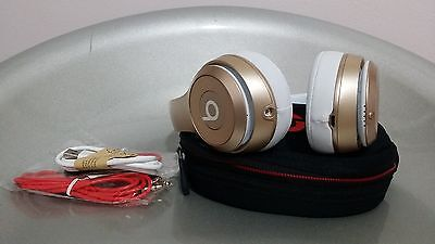 Apple's Beats by Dre Solo 2 Wireless Headphones - Gold special Edition !!!!
