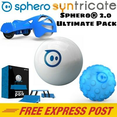 Sphero 2.0 App Enabled Robotic Ball Ultimate Pack