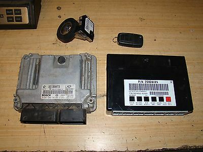 holden ve calais series 1 LY7 V6 ecu bcm package