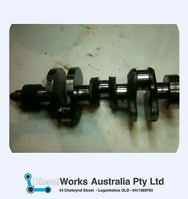 Yanmar 3TNE88 Crankshaft