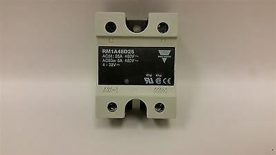 New Carlo Gavazzi Solid State Relay 25A 4-32V Rm1A48D25