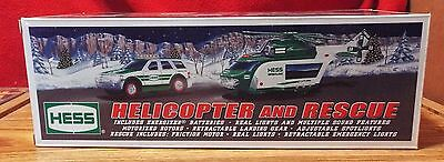 Hess Helicopter and Rescue (2012) New in Box