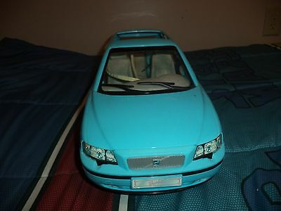 Barbie Blue VOLVO V70 SUV Happy Family Vehicle 2003 Mattel-EXC 2 car seats Incl