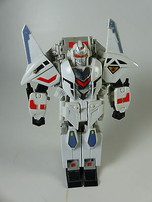 vintage 1980's Transformable Robot Fighter Anime Space Toy - Japan