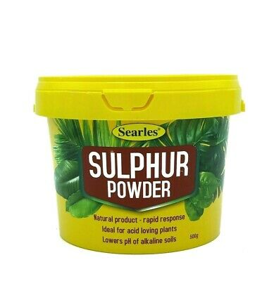 Searles Sulphur Powder 400G