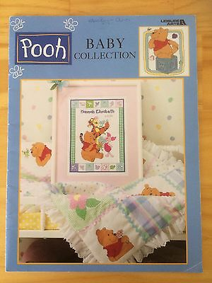 Winnie The Pooh Cross Stitch - The Baby Collection