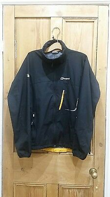 Berghaus Sella Windstopper Gore Jacket Size Large Just Been Nikwaxed