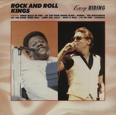 Various-50s/Roc... Easy Riding - Rock And Roll Kings vinyl LP  record UK