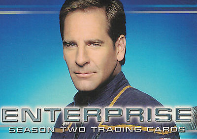 Star Trek: Enterprise Season 2  Trading Card Set (81 Cards)