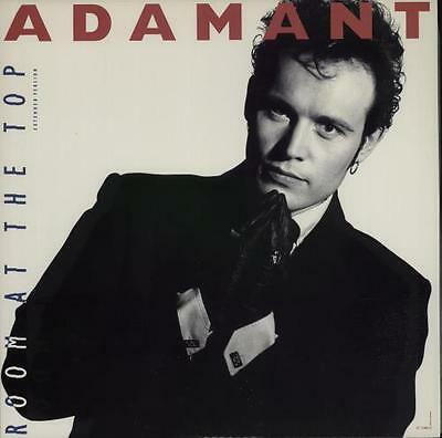 """Room At The Top (Extended Version) Adam Ant 12"""" vinyl single record (Maxi) USA"""