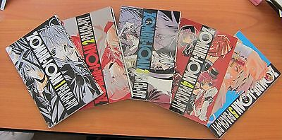 Zombie Loan Volumes 1 2 3 4 5 Collection (Peach-Pit)