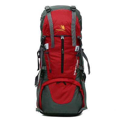 70L Large Backpack Load Hiking Climbing Picnicking Sports Fitness Shoulders Bag