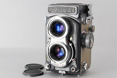 【Vintage】【EXC+++】 Yashica 44 TLR Film Camera with 60mm F3.5 #717
