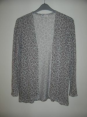 girls cardigan H&M size Eur 158/164  age 12/13 very good used condition