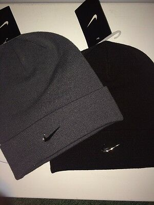 Bulk Buy Job Lot Nike Winter Hats Men's Brand New With Tags 99p Start No Reserve