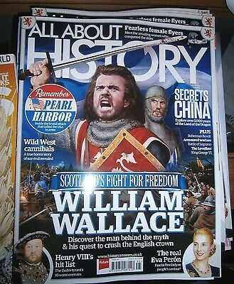 All about History Magazine Issue 45 (new) 2016