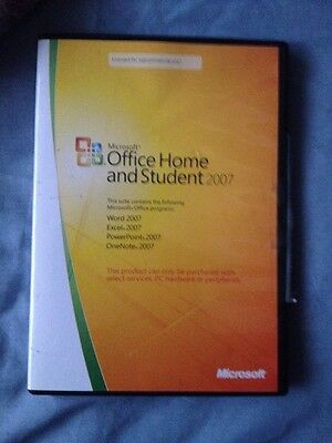 Microsoft Office Home And Student 2007 Service Desk Edition With Serial