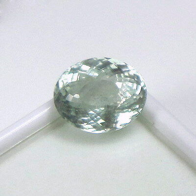 UNIQUE PIECE IN THE WORLD ! 14.90 Ct TOP CLASS UNTREATED AQUA BLUE AQUAMARINE