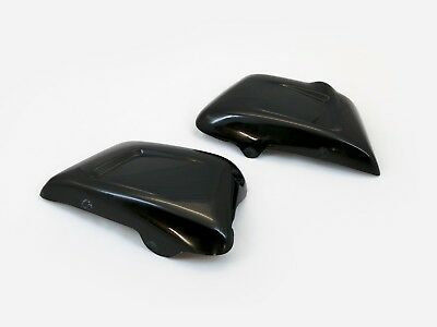 TEC Black Gel Coat Body Panels - Triumph Bonneville SE T100 Thruxton Scrambler