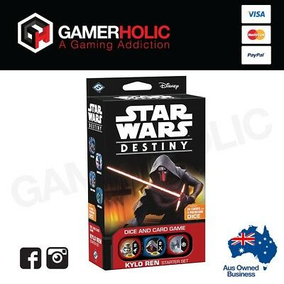 Star Wars Destiny Kylo Ren Starter Set brand New