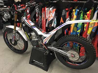 2014 Gas Gas Txt 250 Factory Edition Trials Bike Road Registered