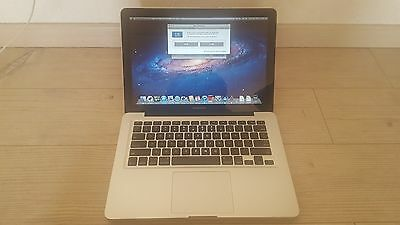 Apple MacBook Pro - Core i7, 2,9 Ghz, 6GB Ram/250 GB, Mod. A1278, mit.2012 13,3""