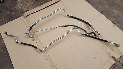 2005-2010 Mercedes A Class W169 2.0 CDI COMPLETE set of air con pipe hoses