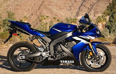 YZF-R1 2006 RN12 stickers decals graphics set kit