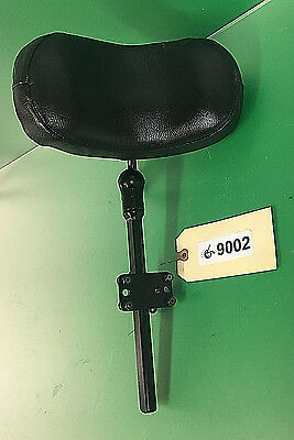 Head Rest for Wheelchair w/Mounting Hardware 9 x 5 - #9002