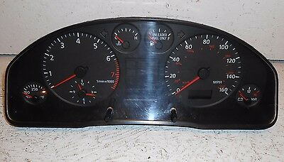 98-01 Audi A4 Speedometer Cluster