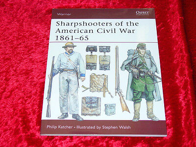 Sharpshooters of the American Civil War,1861-1865-Color Illustrations-Sharps
