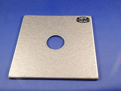 MPP Monorail lens board  panel    32 mm hole