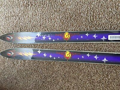 Grateful Dead Darkstar Skis - NEW