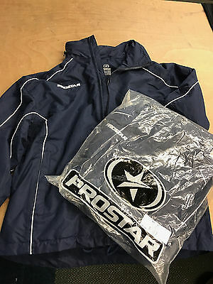 "11 x Prostar NOVA Rain Jacket Navy-White (LY ; 152/30""-32"")"