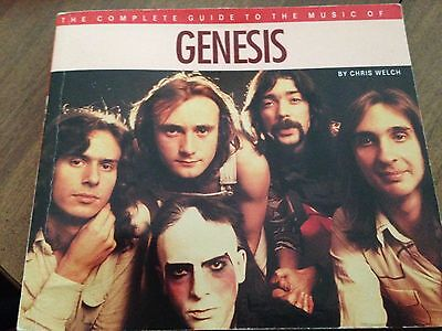 The Complete Guide to the Music of Genesis - 134 pages