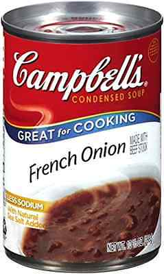 Campbell's Condensed Soup, French Onion, 10.5 Ounce (Pack of 12)