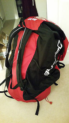 Ozone Easy Bag for Paraglider and Harness. 200L+ fast packing rucksack